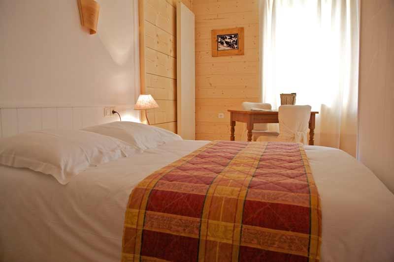 Chambre double Hôtel à Lamoura - Les Rousses