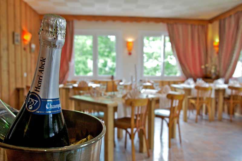Restaurant Lamoura - Les Rousses